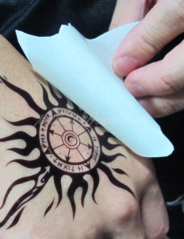 Bling Tattoo刺青紋身貼紙