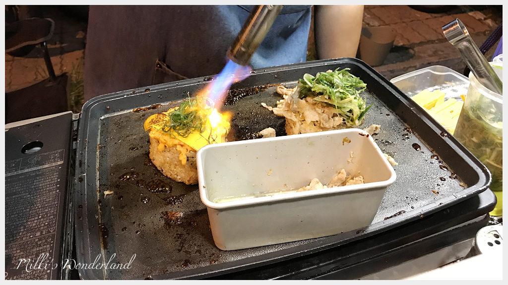高雄三輪餐車 BG遇飯糰