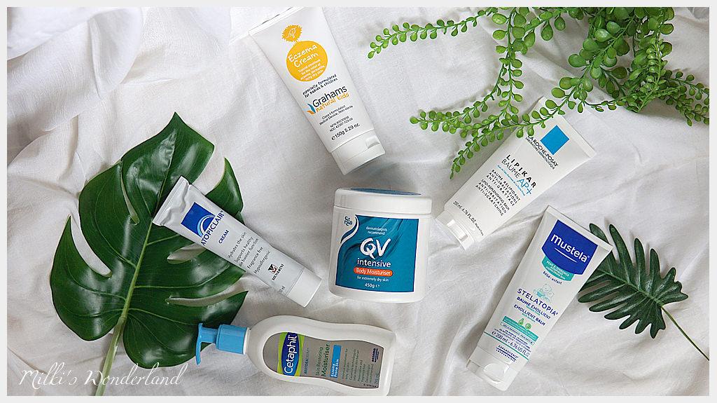 6款異膚敏感肌寶寶照護