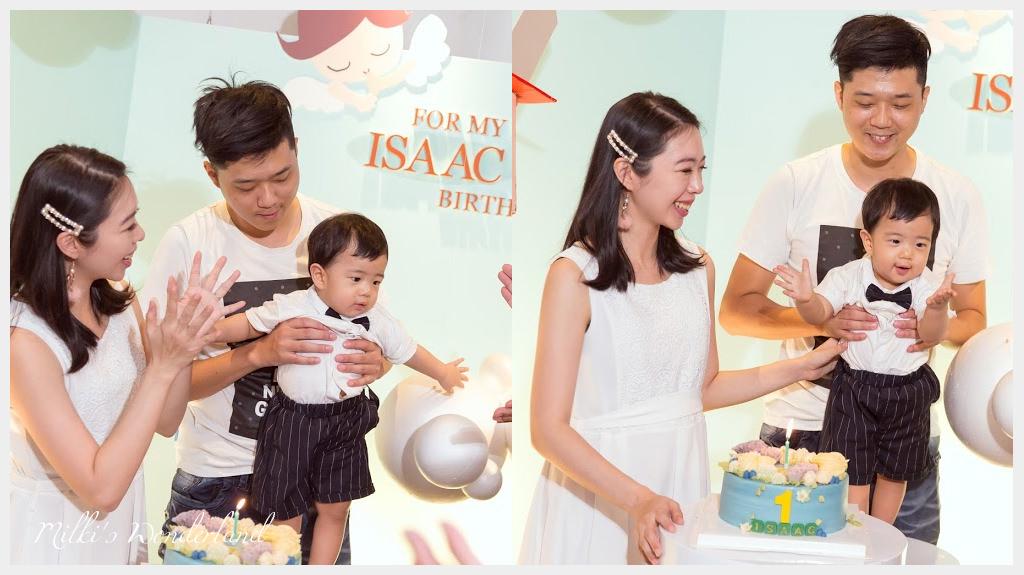 娜好廚房寶寶週歲高雄客製化蛋糕