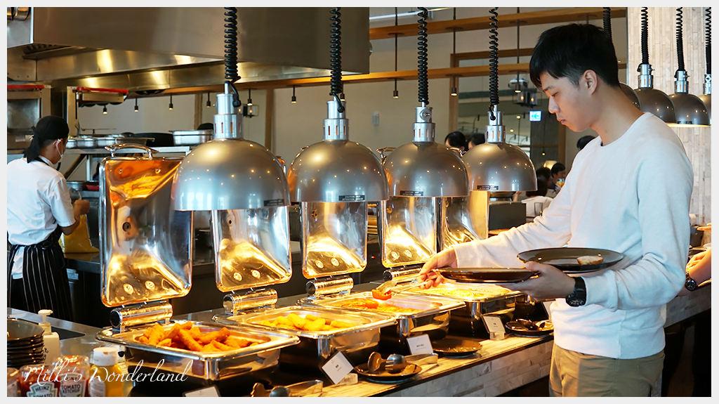 amba Que原木燒烤餐廳